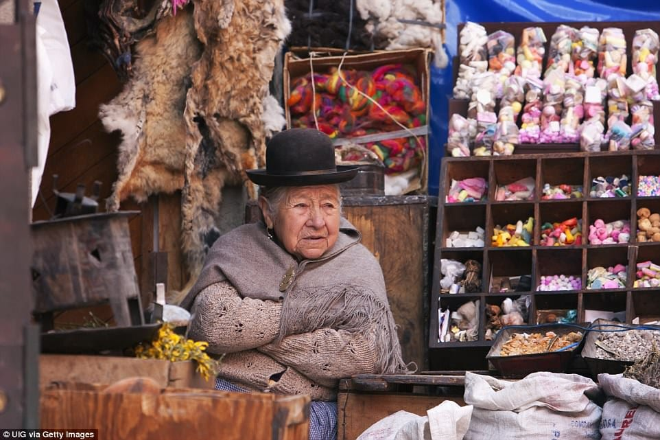 The Perception Of Tourism In The Witches Market Bolivia Atlantic International University